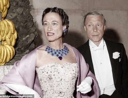 EDEN CONFIDENTIAL: Cate Blanchett to star as the US divorcee Wallis Simpson who lured Edward VIII away from the Royal Family and caused the 1936 abdication crisis