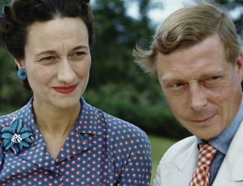 A New Film About Wallis Simpson's Life Is Heading to the Big Screen
