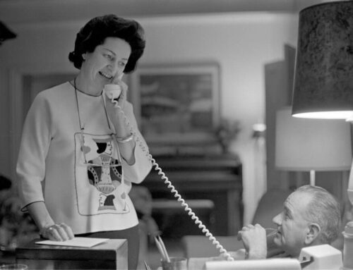 Beneath Her Decorous Demeanor, 'Lady Bird Johnson' Was a Political Force