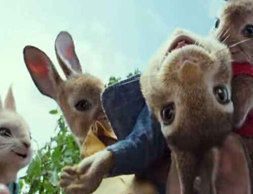 Peter Rabbit 2 dominates school holidays