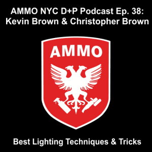 Ammo NYC Podcast Episode 38: Larry Kosilla, Kevin Brown, and Christopher Brown Discuss Auto Detailing Lighting Techniques