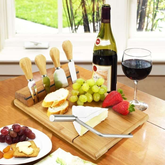 The Mary Cheese Board Set