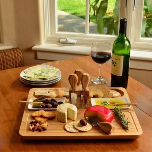 The Michael Cheese Board Set