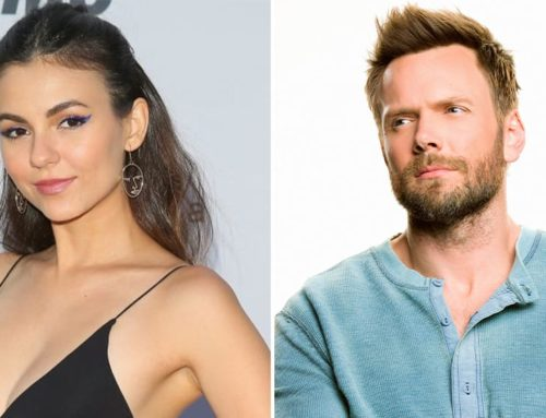 Victoria Justice, Joel McHale Starring in Comedy 'California King' (EXCLUSIVE)